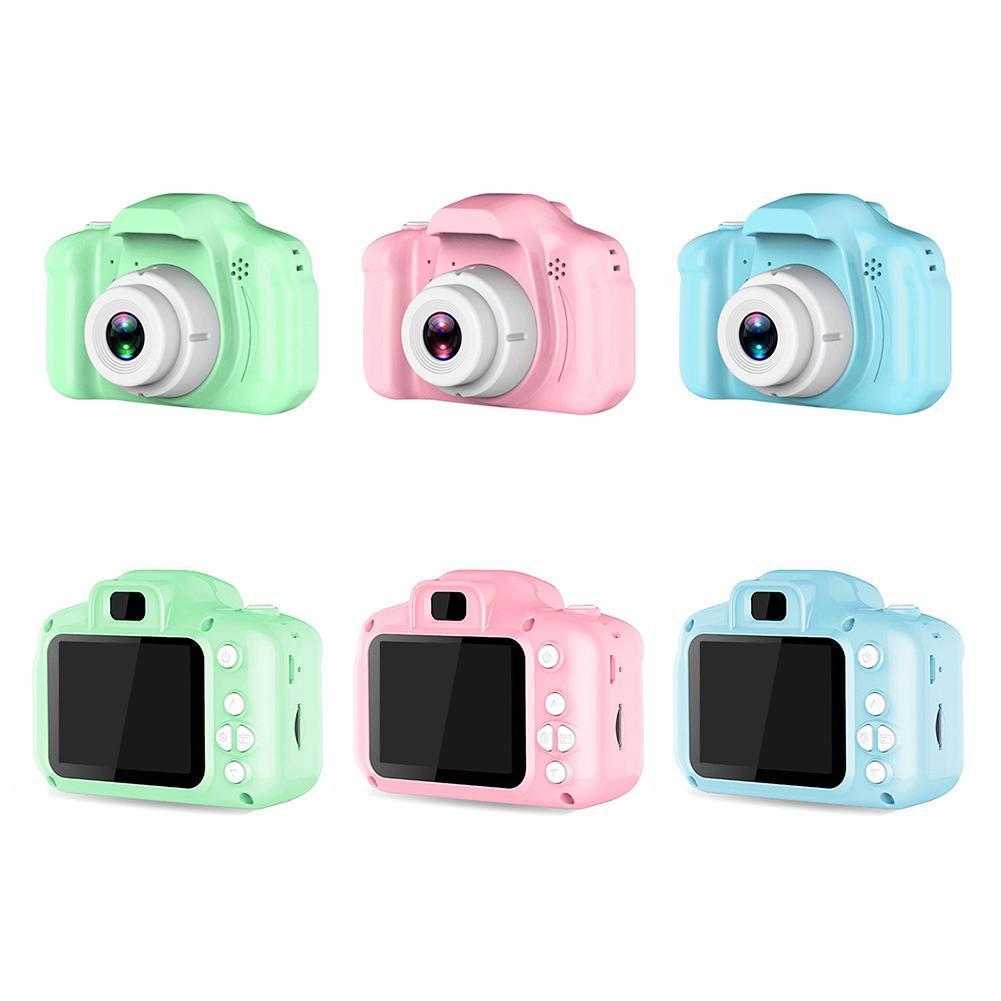 Kinder Kamera Wasserdicht 1080P HD Bildschirm Kamera Video Spielzeug 8 Millionen Pixel Kinder Nette Cartoon Kamera Outdoor Fotografie kinder