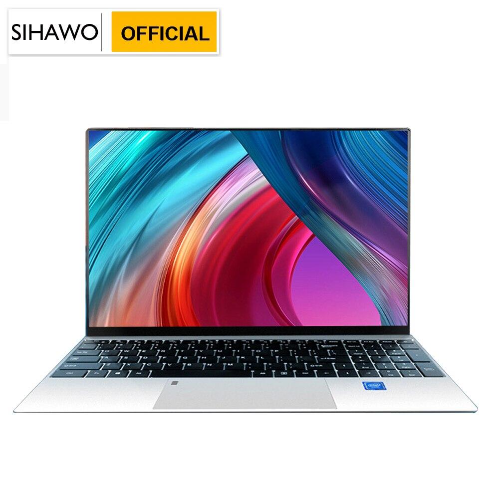 SIHAWO-ordenador portátil con Teclado retroiluminado, Notebook con pantalla de 15,6 pulgadas, Skylake...