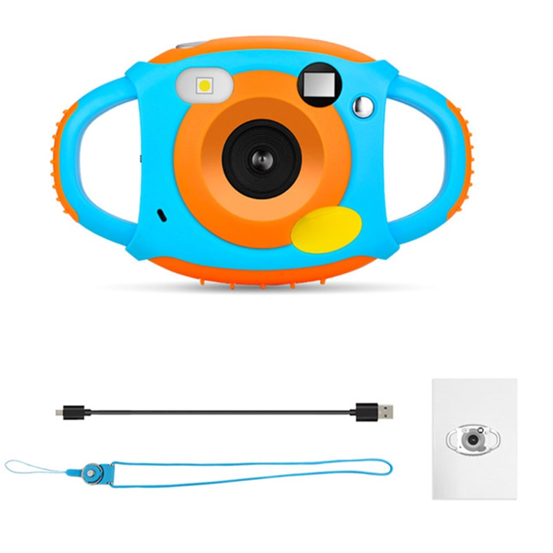 Kids Digital Camera Anti-Drop Children Video Camcorder Playback TV Output SP99