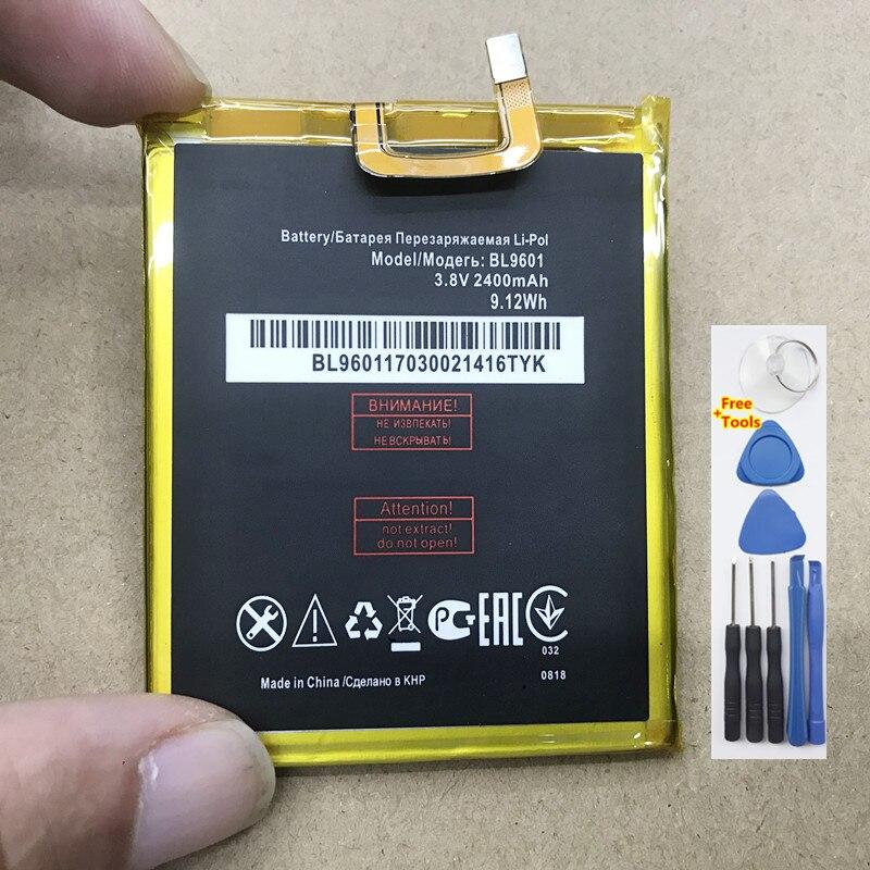 3.8V 2400mAh Bateria de Alta Qualidade BL9601 para Voar FS522 Cirrus 14/Cirrus FS518 13 Telefone Celular