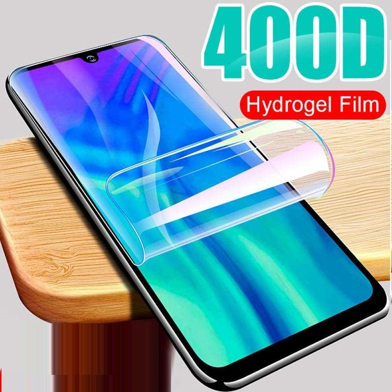 Smartphone 9H Hydrogel Film For Nokia C1 Plus GLASS Protective Film on For Nokia 5.4 2.4 5.4 Screen Protector Cover Phone