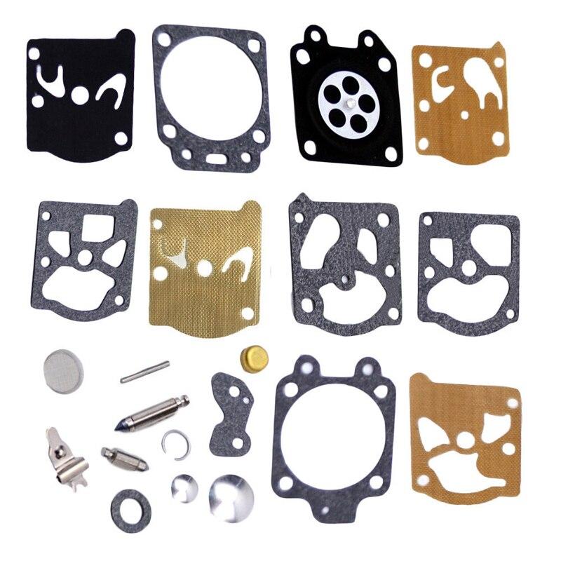 Replacement Carburetor Repair Rebuild Kit Power Engine Tools For Walbro WT391 WT20 WT3 WT324 Lawn Mower Parts