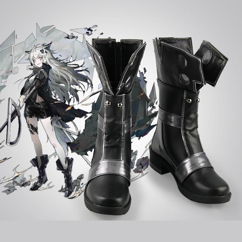 للجنسين أنيمي كوس لابلاند تأثيري ازياء أحذية أحذية هالوين حفلة عيد الميلاد مخصص