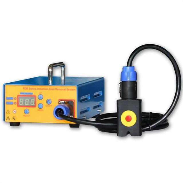 1000W Car Dent Repair Remover Tool 110V/220V Induction Heater Dent Repair Machine Auto Body Paintless Removing Heater Tools