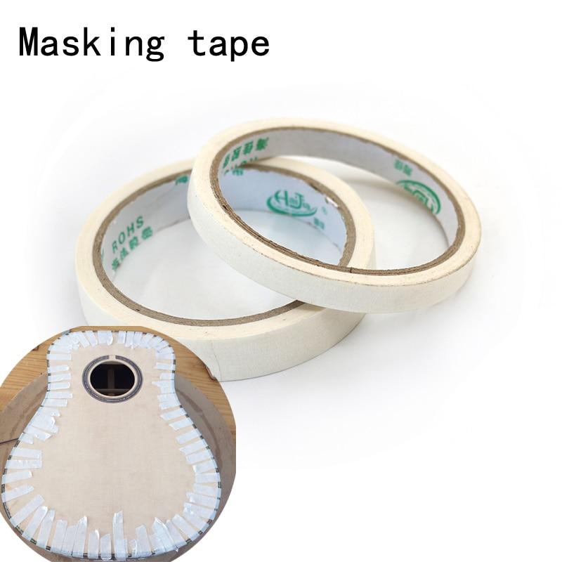 5PCS Masking tape crepe paper Masking Tapes masking paper