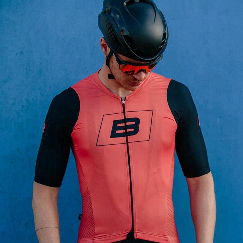 BIEHLER  road cycling apparel 2020 Pro Team racing short sleeve cycling Jersey and bib shorts MTB cycling kits maglia ciclismo