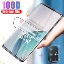 Hydrogel film für OnePlus Nord N10 5G screen protector kamera objektiv schutz glas Eins Plus NordN10 Nord N 10 10n glas film