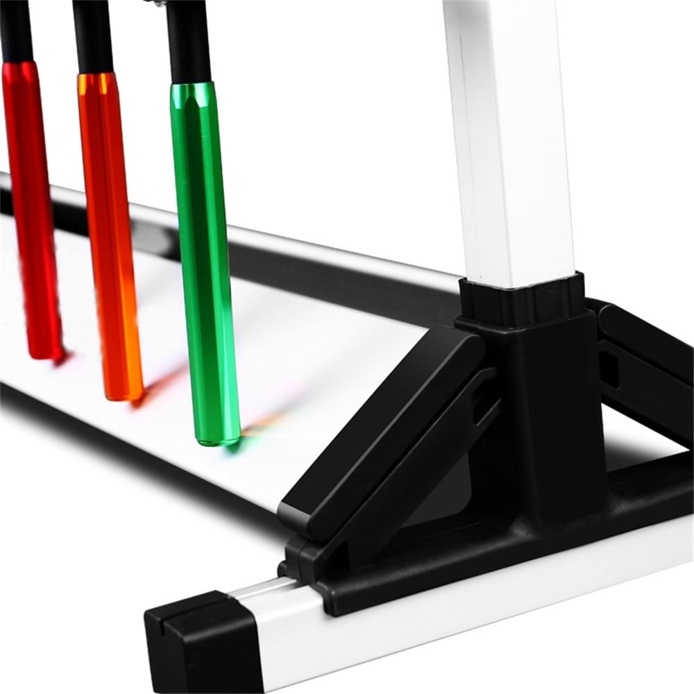 12 Slots Fishing Rod Rack Holder Supporting Fixed Frame Fishing Tackle Tools Aluminum Alloy Fishing Rod Storage Shelf Bracket enlarge