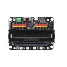 Micro Bit Expansion Board Robotbit V 2,0 Unterstützt Makecode Offline Programmierung Micro Bit Extension Board Robotbit