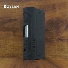 Zylan caso para perdido vape mirage dna75c tc caixa mod kit anti-deslizamento capa de pele de silicone manga envoltório gel escudo lodge bolsa casco