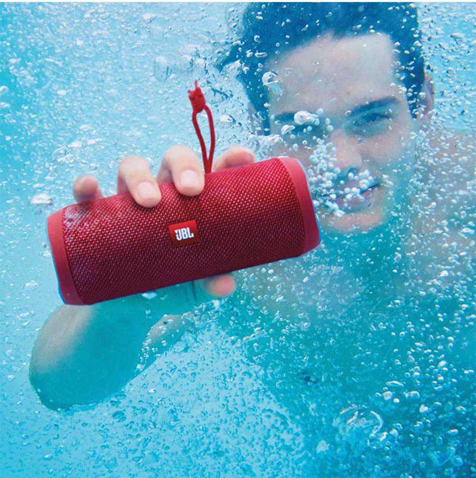Flip 4 Powerful Bluetooth Speaker Mini Portable Wireless Waterproof BT Speaker with Bass and Stereo Music Pk Filp 5 2 Charge 4 3 enlarge