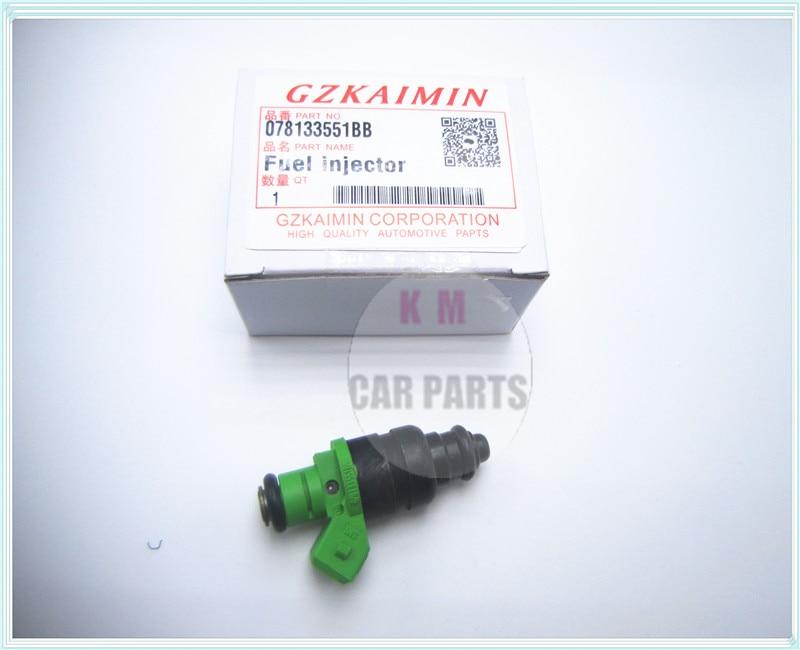 Сопло для топливных форсунок 078133551bb для AUDI A4 C5 A5 A6 2,4 24V V6