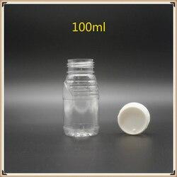 10 pçs plástico portátil cosmético vazio frasco pote maquiagem amostra recipiente de armazenamento garrafa clara creme engarrafamento mini recarregável garrafa