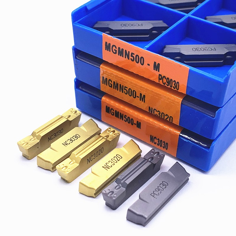 MGMN150 MGMN200 MGMN250 MGMN300 MGMN400 PC9030 NC3020 NC3030 Grooving Insert External Tool for Holder MGEHR Cutting Turning Tool mgmn150 mgmn 200 g lda mgmn250 mgmn300 m mgmn400 carbide inserts grooving blade lathe cutter tool for mgehr p m k
