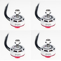 4PCS/lot Emax RS2306 White Edition 2400KV 2750KV 3-4S Racing Brushess Motor for FPV RC Multicopter