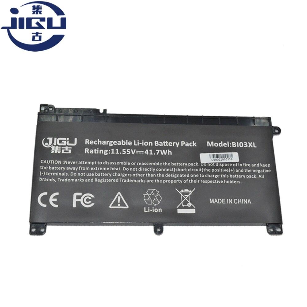 JIGU Laptop Battery HSTNN-UB6W TPN-W118 915486-855 For HP Z4Q87PA Z4J11PA Z1D32PA Z1D29PA Z1C97PA X0
