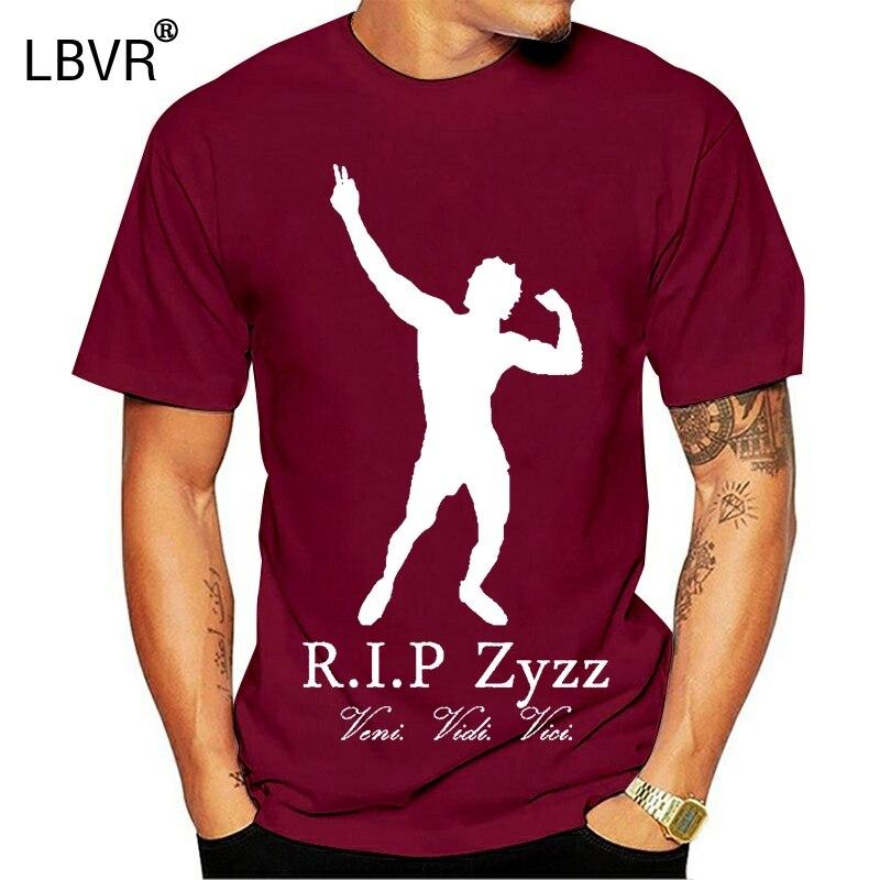 Men t shirt Interesting R.i.p Zyzz Wallpaper Image Design Tee Shirts Youth t-shirt novelty tshirt women