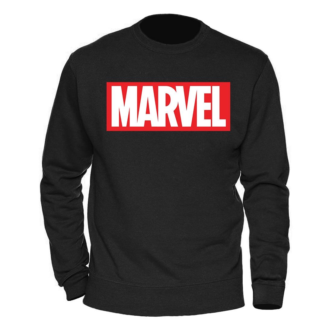 2020 Hot Nieuwste Super Hero Marvel Sweatshirts Mode Suprem Mannen Marvel Cool Gedrukt Sweatshirts Streetwear Mannen Kleding