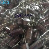 10pcslot 470uf 25v ncc 10x20mm extremely low impedance 25v470uf aluminum electrolytic capacitor ncc nippon