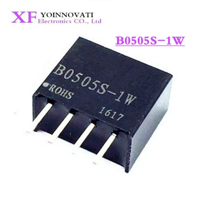 2 pçs/lote B0505S-1W B0505S B0505 SIP-4 IC original Novo