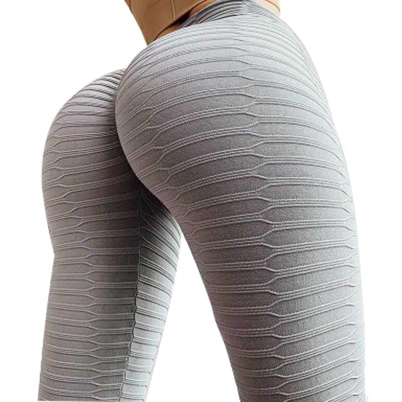 Woman Push Up Elastic Seamless Leggings 2021 News Womens High Waist Gym Pants Fitness Yoga Trousers Sports Tights