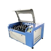 high quality laser engraving machine acrylic crafts cnc laser cutting machine laser power 50w single head laser engraver