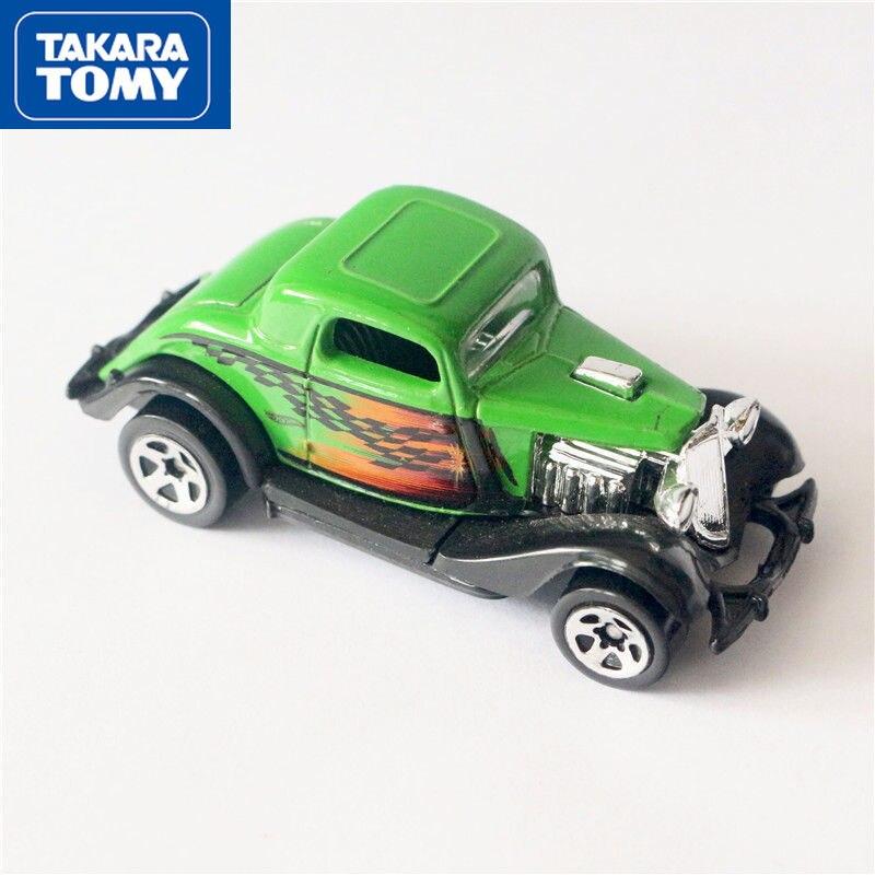 Классический автомобиль TAKARA TOMY1: 64 из сплава, винтажный автомобиль, античный автомобиль, детский игрушечный автомобиль