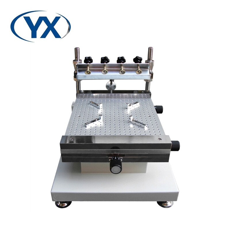 YX3040 طابعة استنسل SMT ، ماكينة طباعة ، لحام مكونات SMD ، جديدة