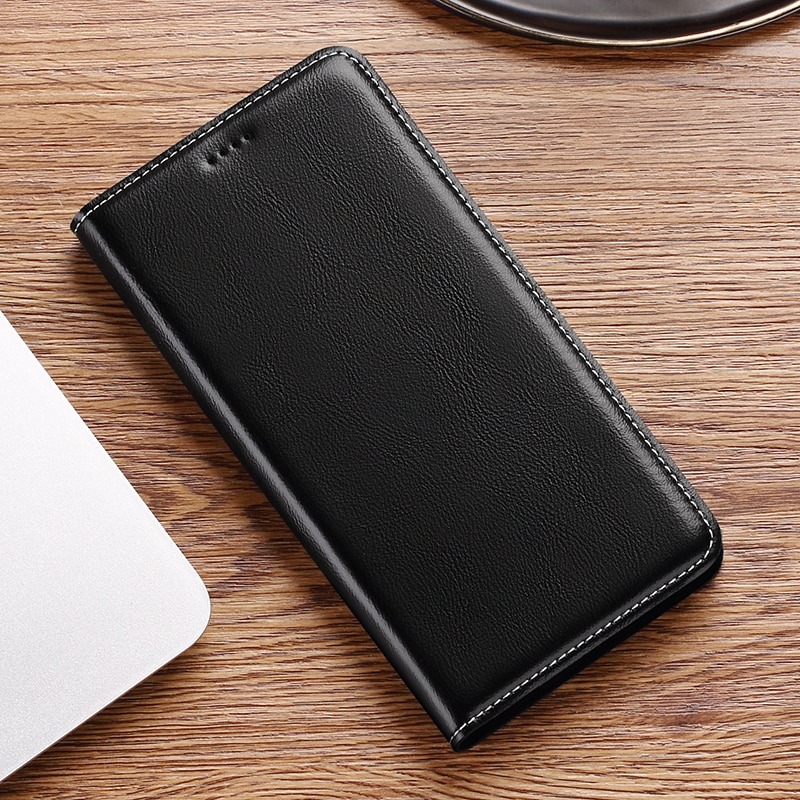 Babylon-جراب هاتف خلوي من الجلد الطبيعي ، جراب لهاتف Huawei P9 P10 P20 P30 P40 Mate 9 10 20 20X 30 Pro Lite E Plus