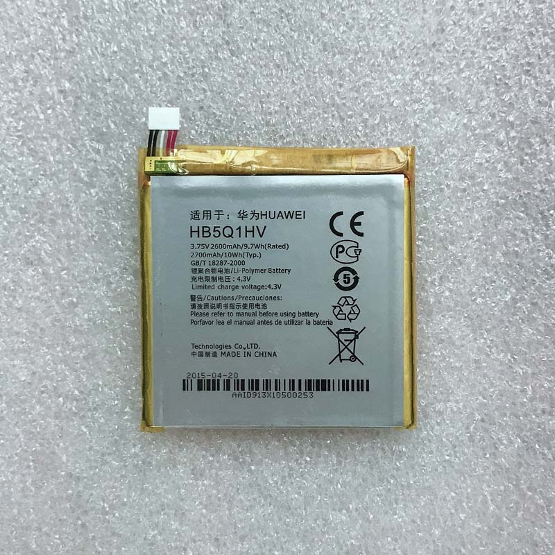 2700 мАч батарея для huawei Ascend P1 XL T9510E U9200E U9200S D1 quad XL U9500E T9510E U9510E T9510E HB5Q1HV