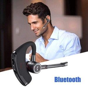 V8s Bluetooth Earphone Business Wireless Headset V8s Headphone Handsfree with Mic for Driving Car słuchawki bezprzewodowe