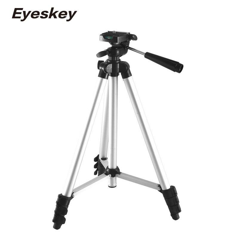 Eyeskey-trípode portátil antivibración, accesorio telescópico profesional de aleación de aluminio para binoculares/teléfono...