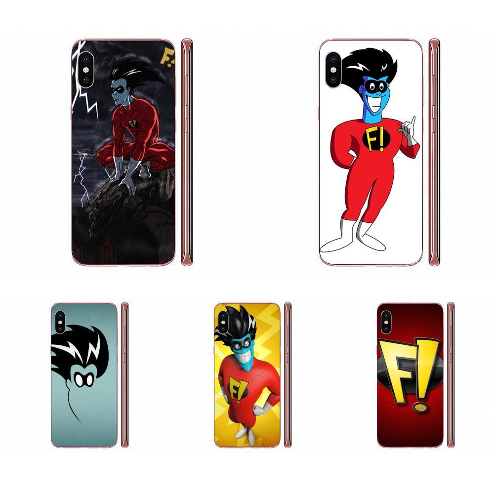 Stylish Cartoon Movie Freakazoid For HTC Desire 530 626 628 630 816 820 830 One A9 M7 M8 M9 M10 E9 U11 U12 Life Plus