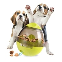 interactive cat and dog toy bu weng toy pet toy food ball food dispenser used for cat dog to play with training ball pet supplie