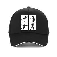 new handball print baseball cap summer man 100cotton hip hop cap men handball movement adjustable snapback hat gorras