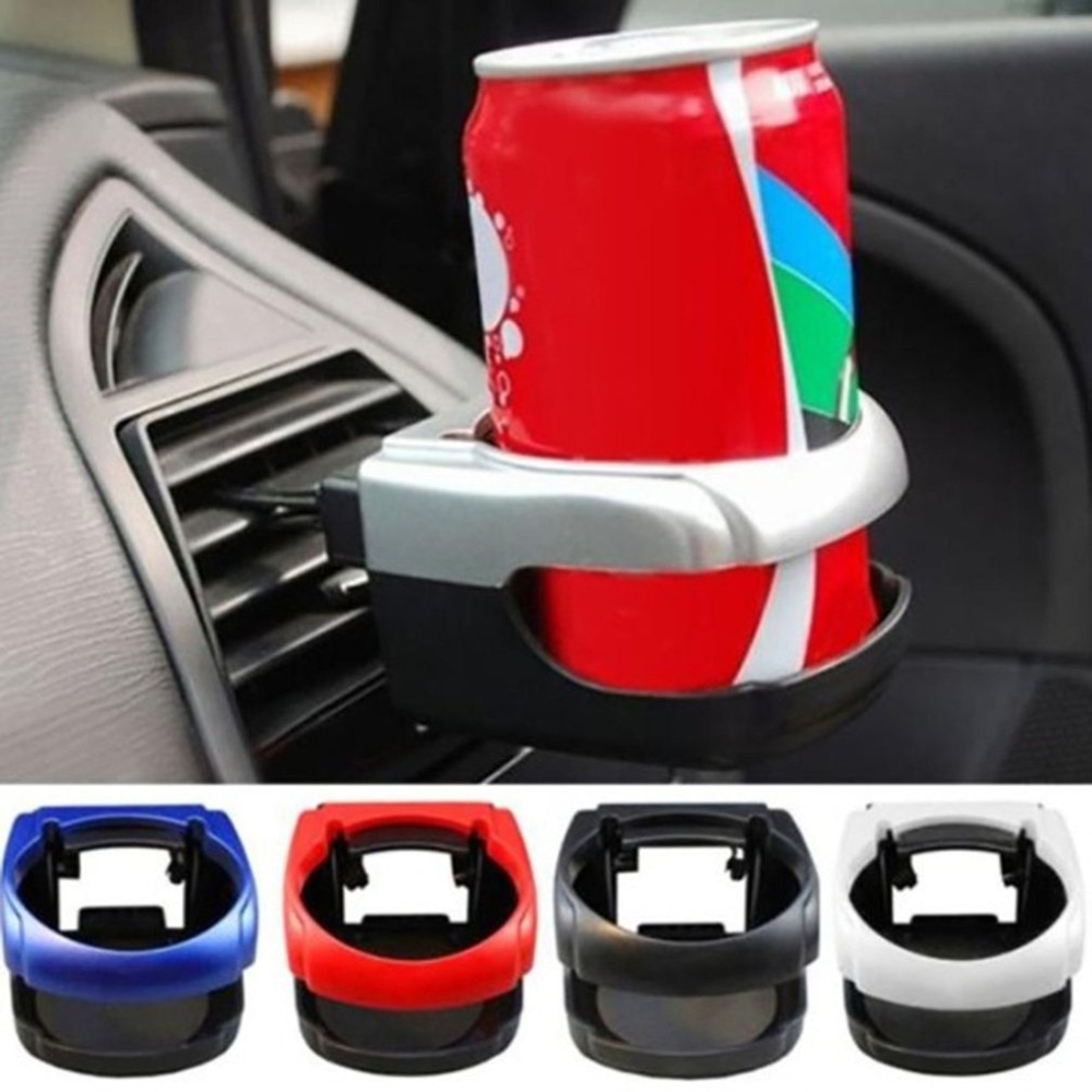 Soporte de la botella de agua de la salida del aire del coche