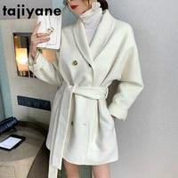tajiyane winter coat women wool coat womens jackets ladies womens long coats woman jacket female veste femme xr90591 wpy664