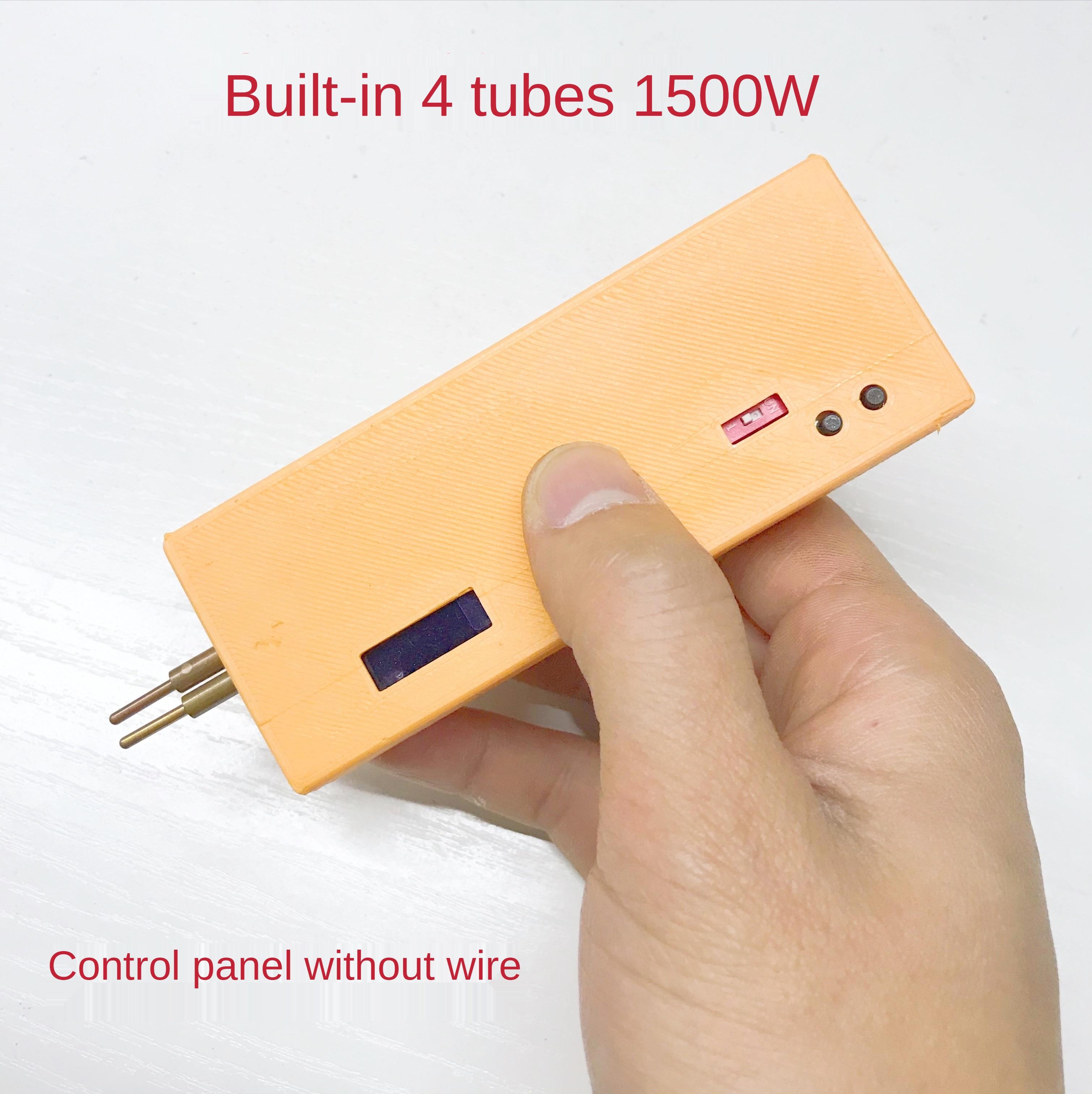 Mini Handheld Spot Welder Equipment Portable Battery Spot Welding Machine Integrated Control Welding Tools OLED 0.2 Nickel enlarge