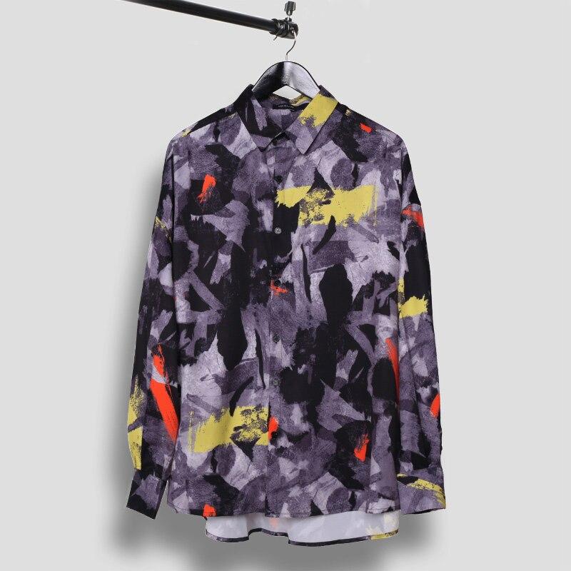 Camisetas casuales de hombres de Seak de la calle del estilo de los hombres de la ropa de la primavera del otoño de los hombres