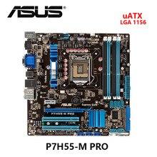ASUS P7H55-M pro Intel H55 uATX carte mère carte mère prise lga 1156 SATA