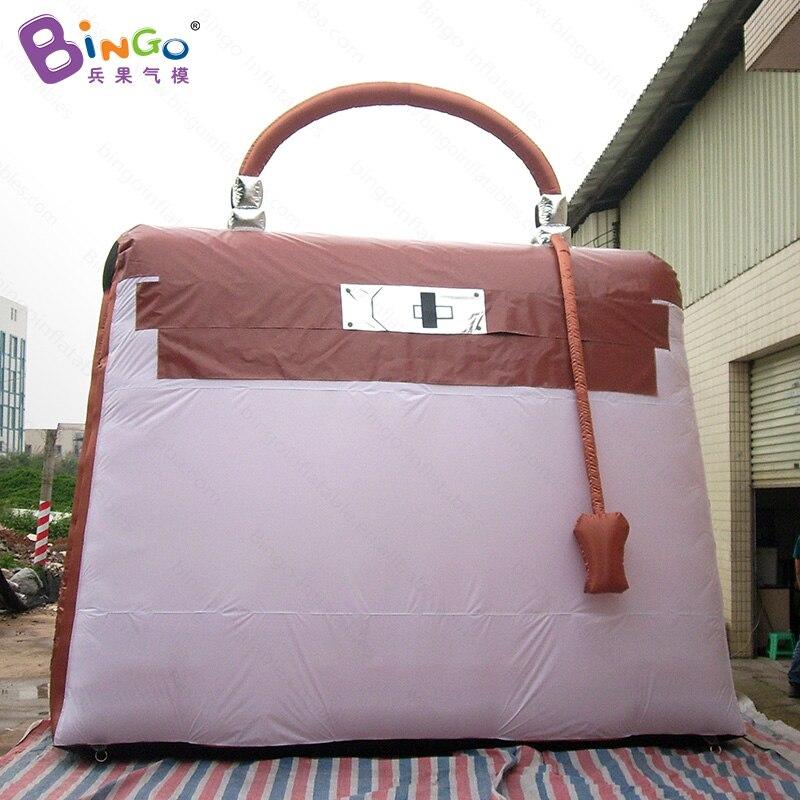 Бесплатная доставка 4.5mh надувные гигантские сумки Реплика на заказ сумка модель для рекламы украшения игрушки