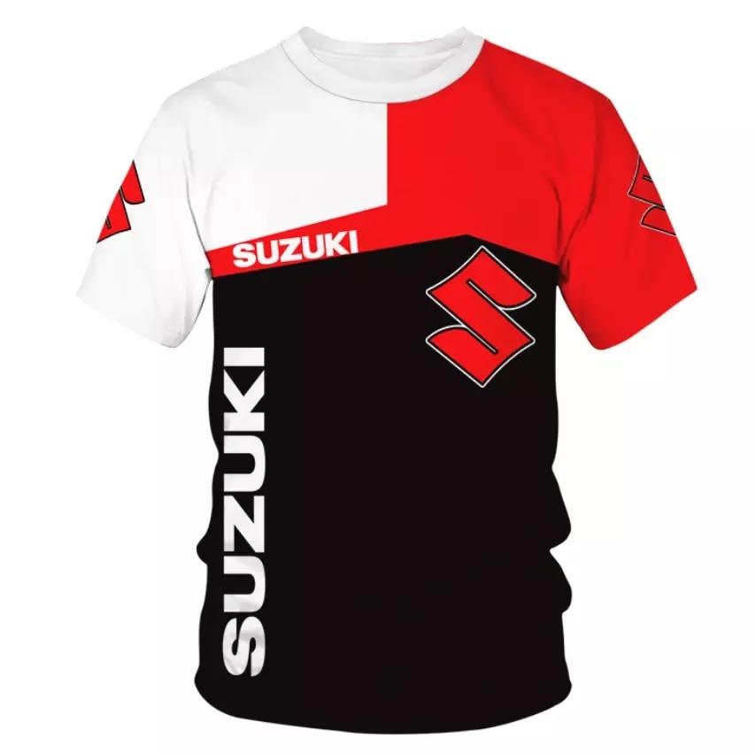 2021 spring and summer new plot sports daily digital printing big boy short-sleeved t-shirt