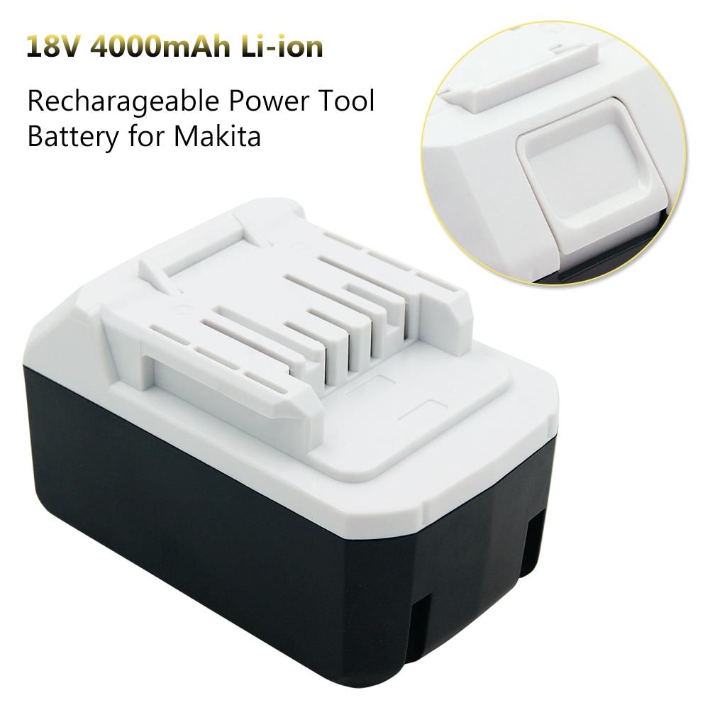 Bateria recarregável do íon de 18 v 4.0 ah bl1813g li para brocas sem fio de makita cxt bl1815g df457d hp457d jv183d ur180d jv183d