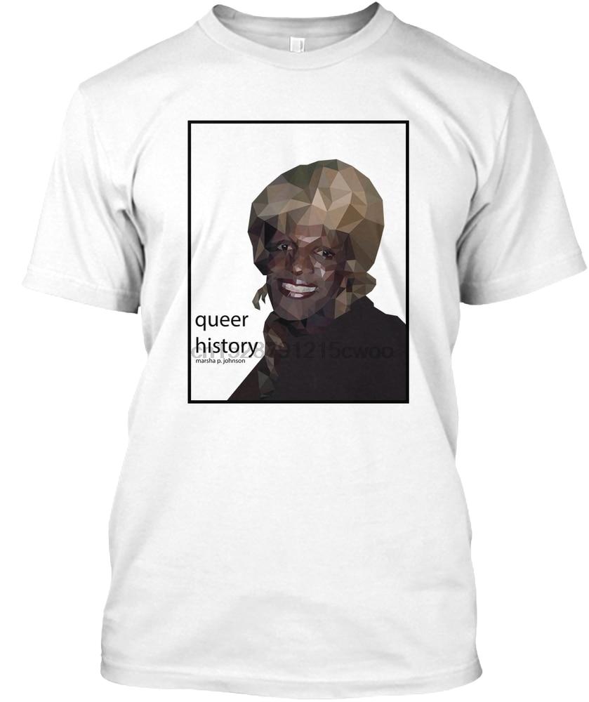 Camisa dos homens T de Marsha P. Johnson Mulheres T-Shirt