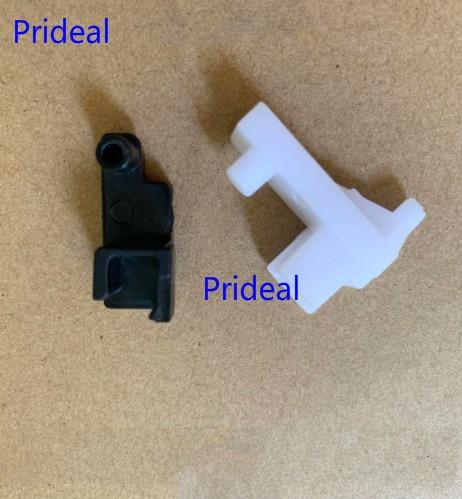 Prídeal 5 pares nova capa traseira fivela para hp cp1025 m175a m176n m177 impressora de volta capa fivela