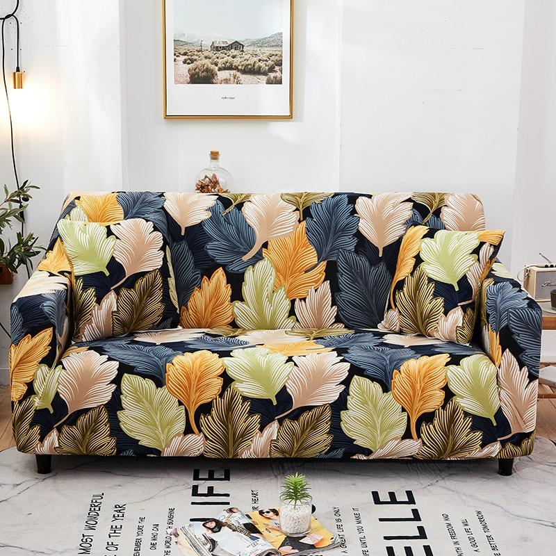 مرونة الأريكة أريكة يغطي لغرفة المعيشة الأزهار الغلاف تمتد الأريكة يغطي فوندا الاقسام أريكة كرسي صالة أريكة غطاء