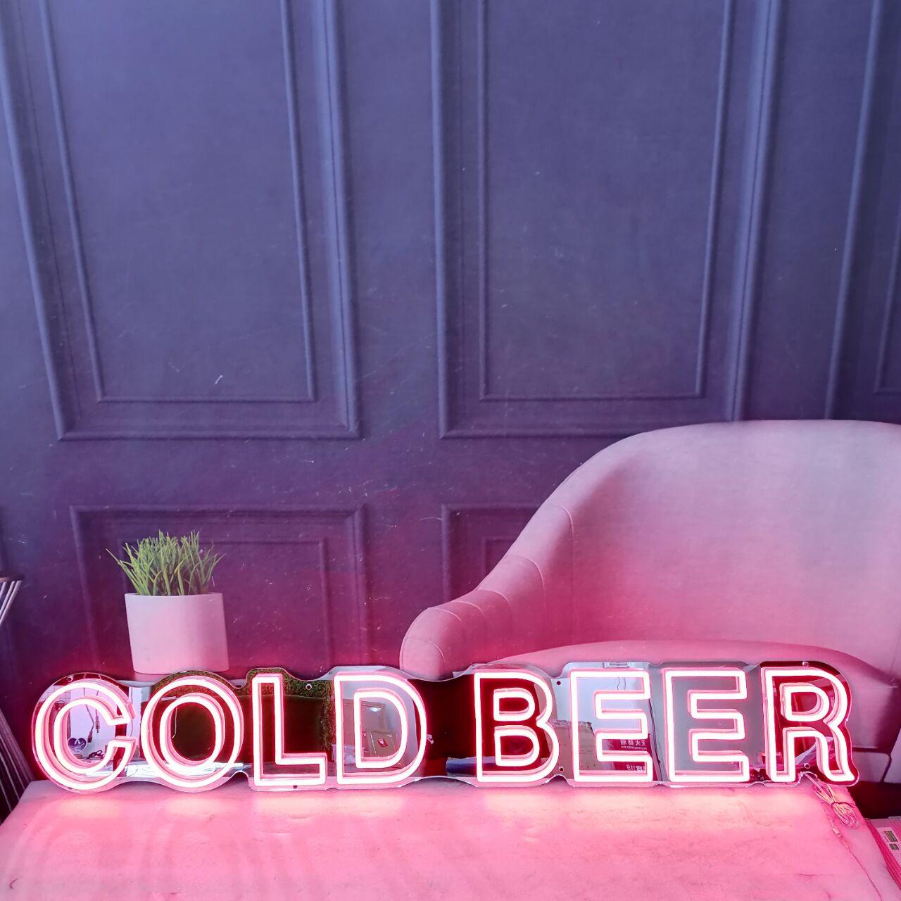 Custom Neon Sign Split Style 12V LED Neon Light Signs Beer Wall Lights Party Wedding Shop Window Restaurant Birthday Decoration enlarge