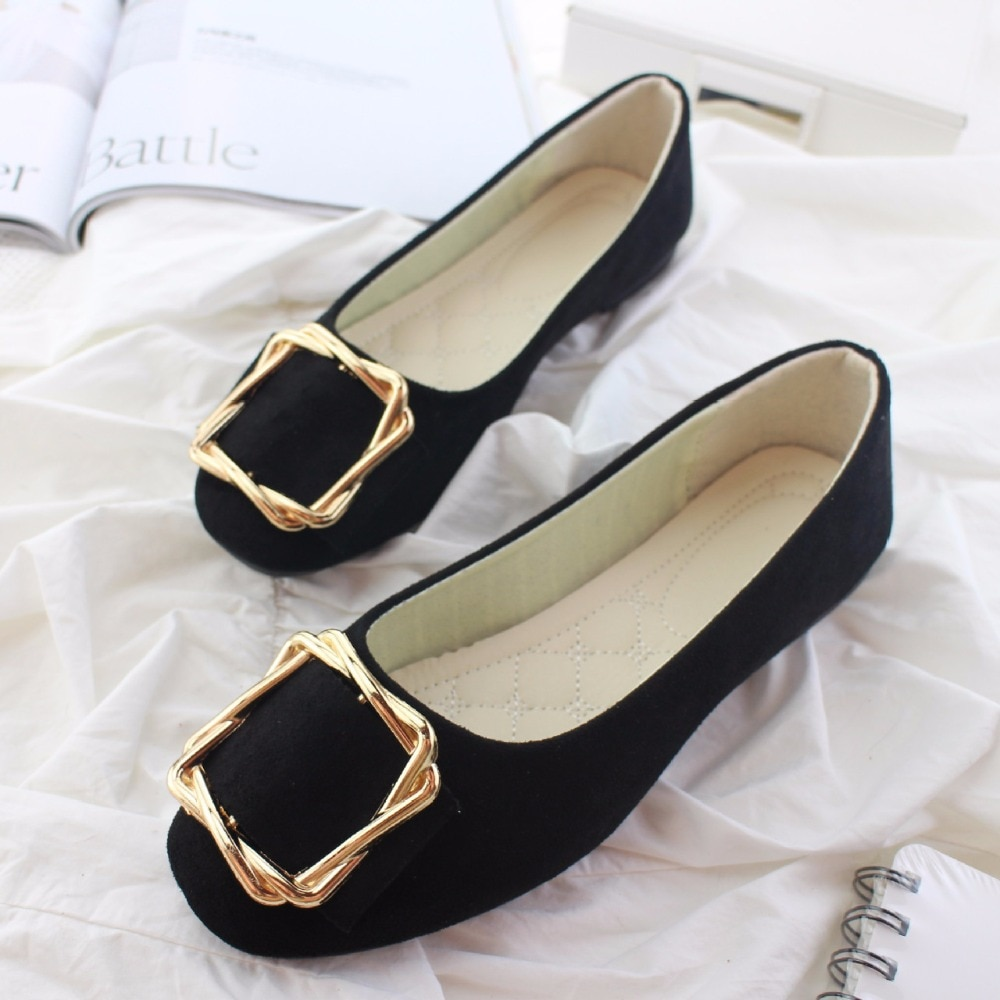 casual women shoes casual slip on flats women shoes new flock pointed toe butterfly knot ballet dancing shoes mujer zapatos w138 2020 Flock Women's Flats for New Summer Slip-On Round Toe Casual Flat Shoes Basic Ballet Shoes Woman Size Plus Women Loafers