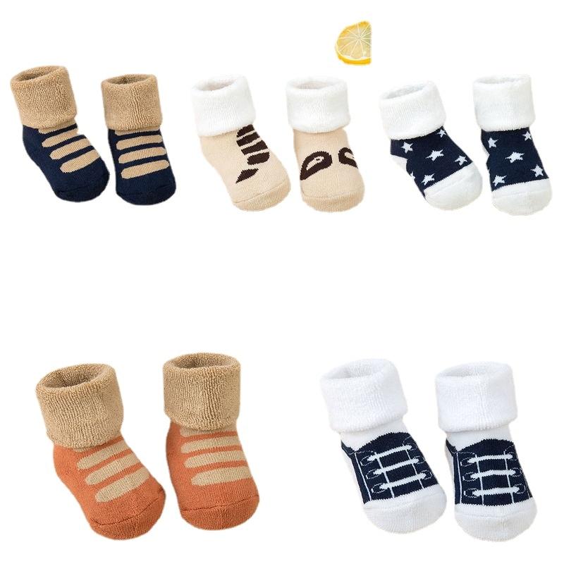 Baby Socks Autumn  Socks Winter  Socks Thick Socks Anti-slip Socks Boys Socks Girls Socks  In Floor Socks