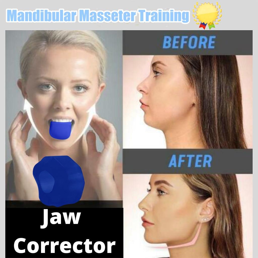 JawLine ejercitador tonifica tu cara tónico Facial antiarrugas músculo Facial mandíbula Trainer dispositivo masticable